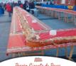 El roscón navideño más grande de Madrid