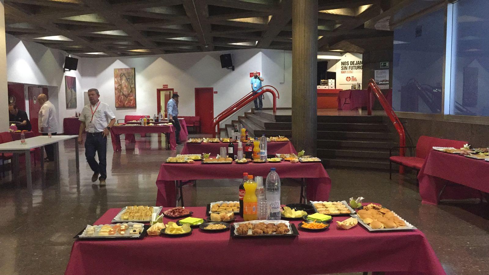 catering comidas populares eventos buffets