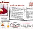 Receta de Catering: Gazpacho de Cerezas